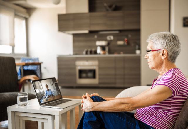 Online-Therapie Depression