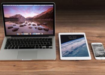 verschiedene Devices können benutz werden